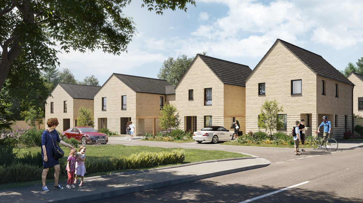 Home Zone Design Cardiff Part - 49: With Praise For The Design From The Committee Members, The Scheme Achieved  Planning Approval In September 2016 And Started On Site In The Summer Of  2017.